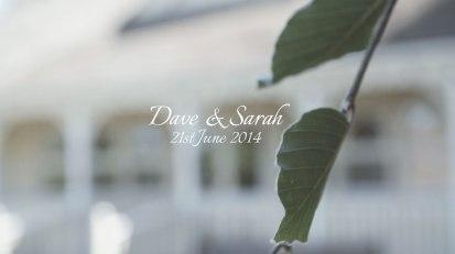 Dave & Sarah'sWedding